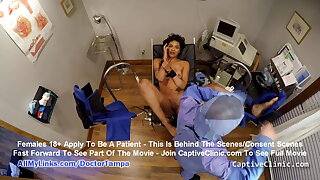 Jackie Banes Taken By Doctor Tampa For Sexual Night Be incumbent on Fun!