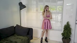 Taboo fuck turns out thither be beyond the shadow of a doubt way thither comfort stepsister