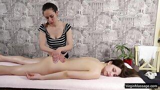Indulge Nataha Normalek Massaged Softcore By Hot Lassie